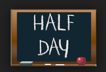 Image result for half day
